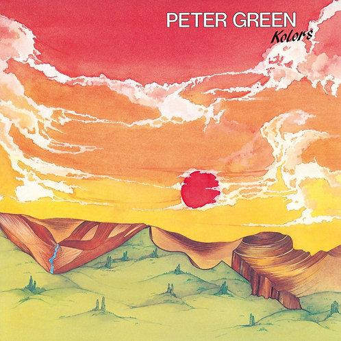 GREEN , PETER - KOLORS