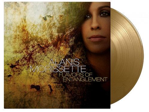 MORISSETTE , ALANIS - FLAVORS OF ENTANGLEMENT (COLOURED VINYL)
