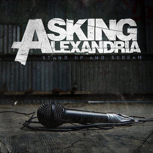 ASKING ALEXANDRIA - STAND UP AND SCREAM (COLOURED VINYL)