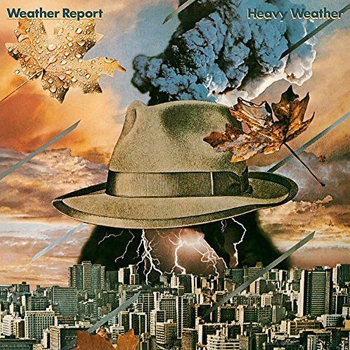 WEATHER REPORT - HEAVY WEATHER
