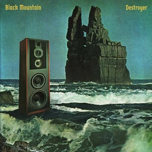 BLACK MOUNTAIN – DESTROYER (COLOURED VINYL)