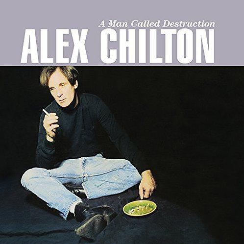 CHILTON, ALEX - A MAN CALLED DESTRUCTION (COLOURED VINYL)
