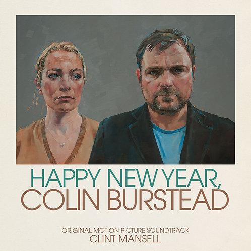 MANSELL, CLINT - HAPPY NEW YEAR, COLIN BURSTEAD  (COLOURED VINYL)