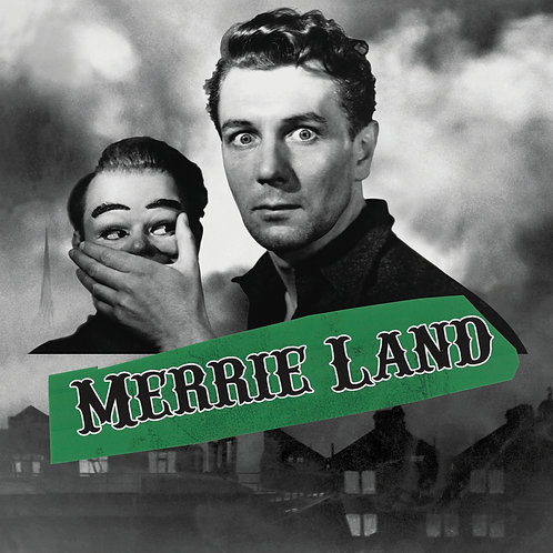 GOOD, THE BAD & THE QUEEN - MERRIE LAND