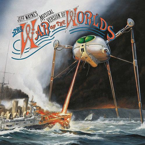 WAYNE , JEFF - JEFF WAYNE'S MUSICAL VERSION OF WAR OF THE WORLDS