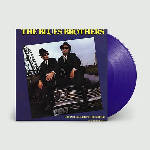 BLUES BROTHERS - ORIGINAL SOUNDTRACK (COLOURED V