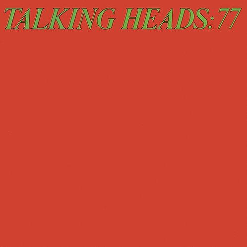 TALKING HEADS - '77