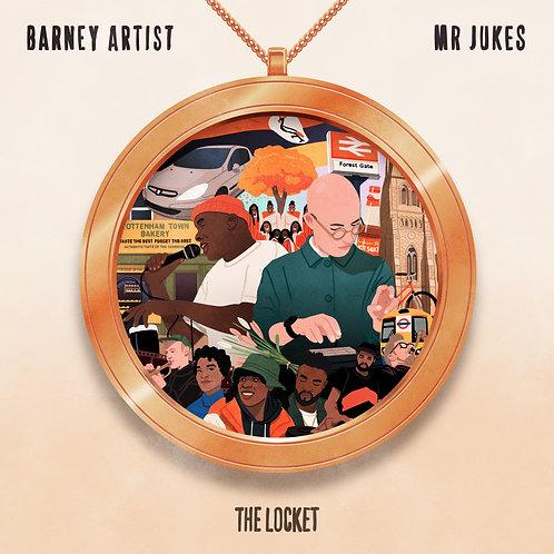 MR. JUKES & BARNEY ARTIST - THE LOCKET