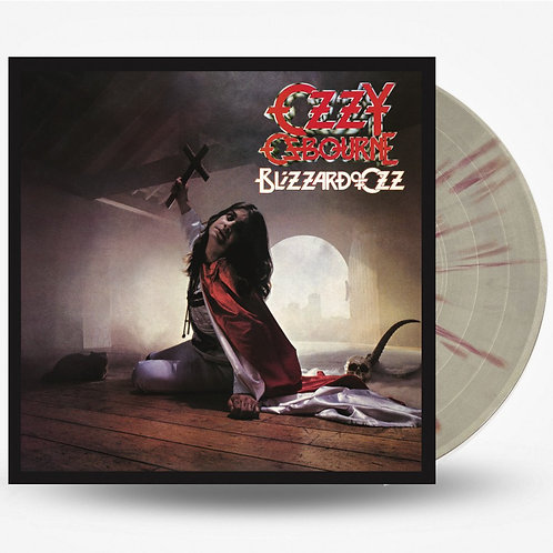 OSBOURNE , OZZY - BLIZZARD OF OZZ (COLOURED VINYL)