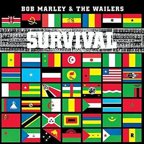 MARLEY , BOB - SURVIVAL