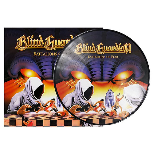 BLIND GUARDIAN - BATTALIONS OF FEAR (PICTURE DISC)
