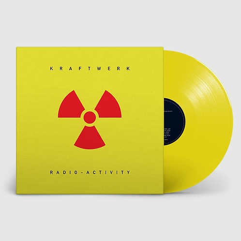 KRAFTWERK - RADIO-ACTIVITY (COLOURED VINYL)