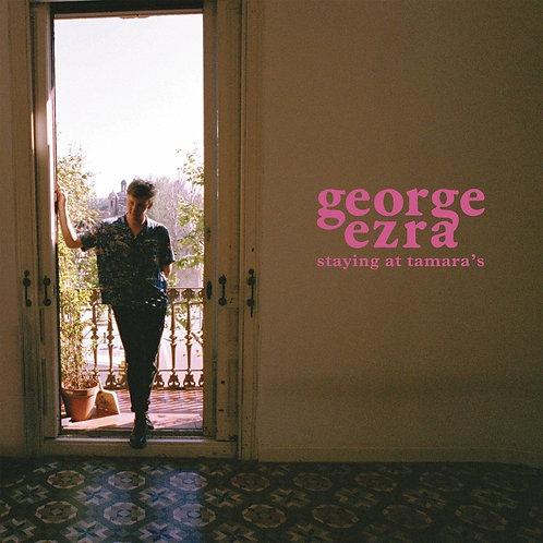EZRA , GEORGE - STAYING AT TAMARA'S