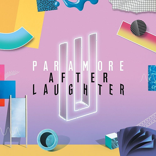 PARAMORE - AFTER LAUGHTER (COLOURED VINYL)