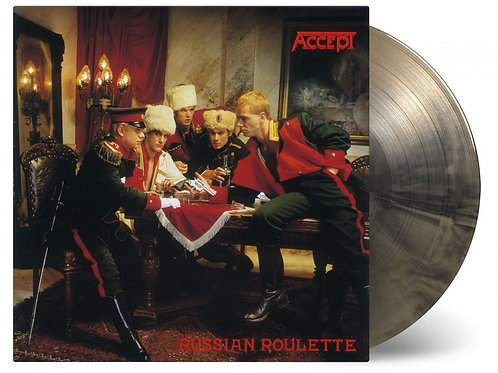 ACCEPT - RUSSIAN ROULETTE (COLOURED VINYL)