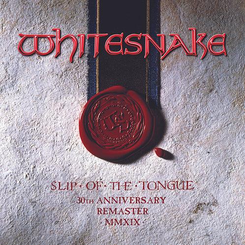 WHITESNAKE - SLIP OF THE TONGUE (EXPANDED)