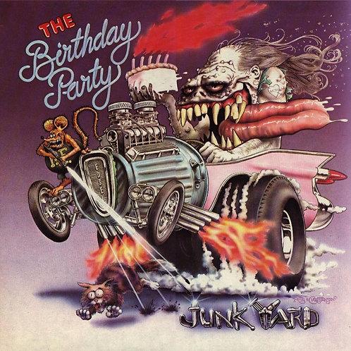 BIRTHDAY PARTY - JUNKYARD
