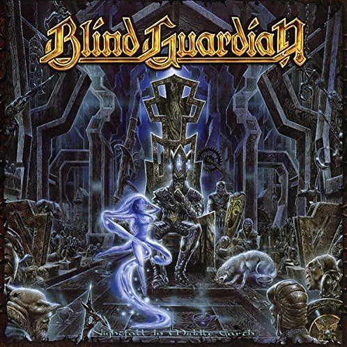 BLIND GUARDIAN - NIGHTMARE IN MIDDLE EARTH