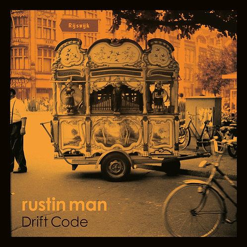 RUSTIN MAN - DRIFT CODE + PRINT