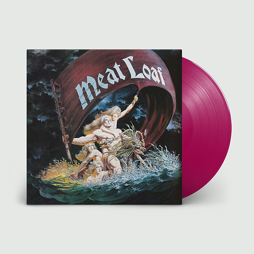MEAT LOAF - DEAD RINGER (COLOURED VINYL)