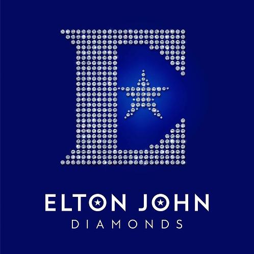 JOHN , ELTON - DIAMONDS: THE ULTIMATE GREATEST HITS