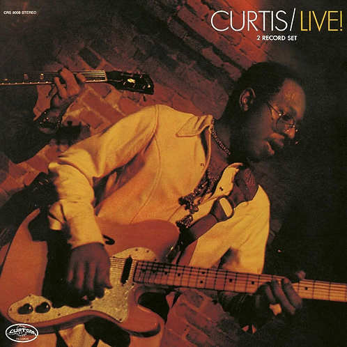 MAYFIELD, CURTIS - CURTIS / LIVE