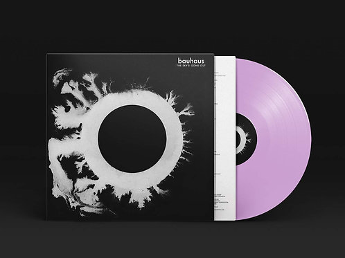 BAUHAUS - THE SKY'S GONE OUT (COLOURED VINYL)