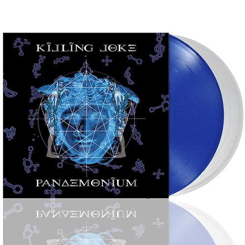 KILLING JOKE - PANDEMONIUM (COLOURED VINYL)