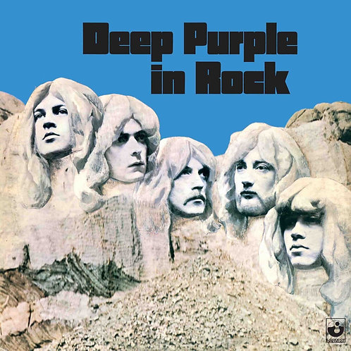 DEEP PURPLE - IN ROCK (COLOURED VINYL)