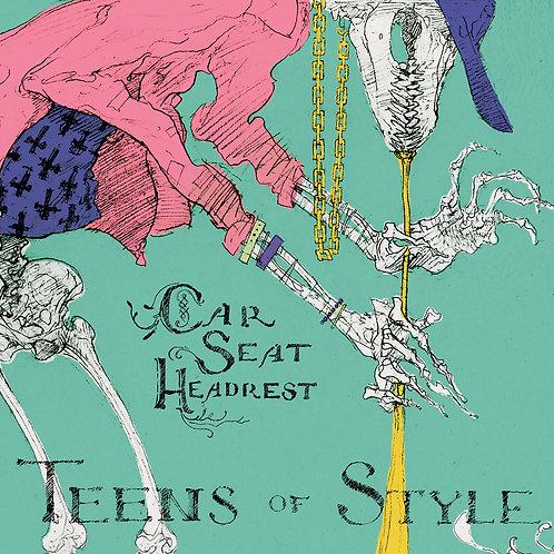 CAR SEAT HEADREST - TEENS OF STYLE