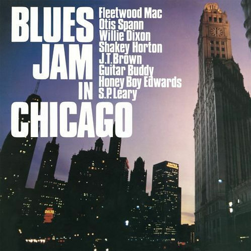 FLEETWOOD MAC - BLUES JAM IN CHICAGO VOLUMES 1 & 2