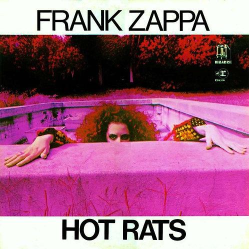 ZAPPA , FRANK - HOT RATS