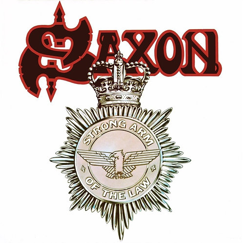 SAXON - STRONG ARM OF THE LAW (COLOURED VINYL)
