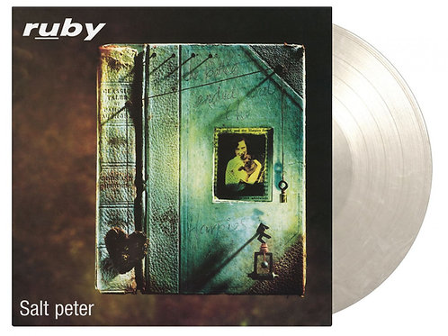 RUBY - SALT PETER (COLOURED VINYL)