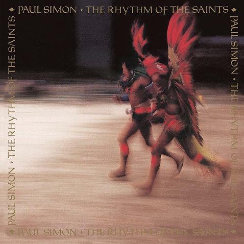 SIMON , PAUL - RHYTHM OF THE SAINTS