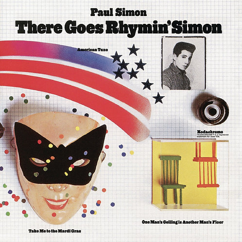SIMON , PAUL - THERE GOES RHYMIN' SIMON