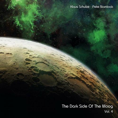 SCHULZE, KLAUS  / PETE NAMLOOK - DAR0K SIDE OF THE MOOG VOL. 4