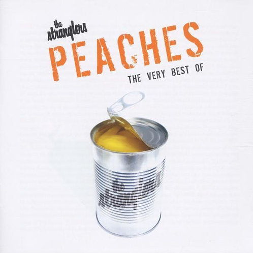 STRANGLERS - PEACHES : THE VERY BEST OF