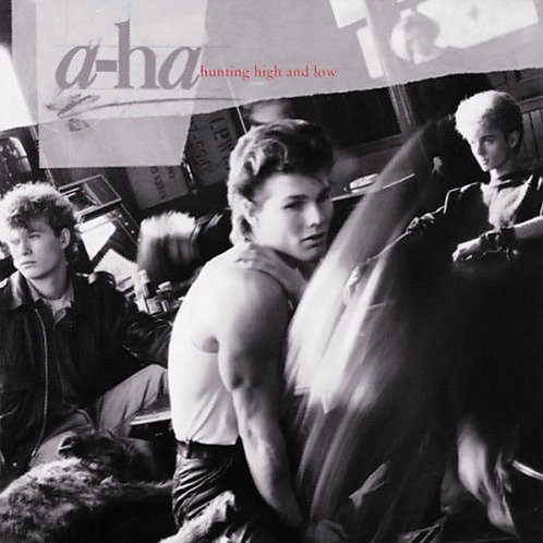 A-HA - HUNTING HIGH AND LOW (COLOURED VINYL)