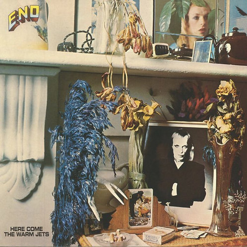 ENO , BRIAN - HERE COME THE WARM JETS