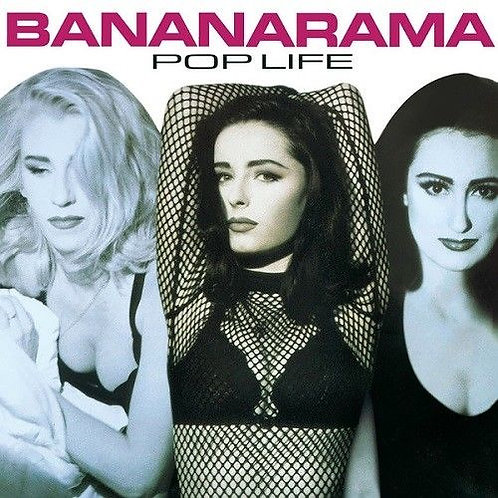 BANANARAMA - POP LIFE (COLOURED VINYL)