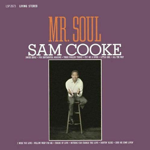 COOKE , SAM - MR. SOUL