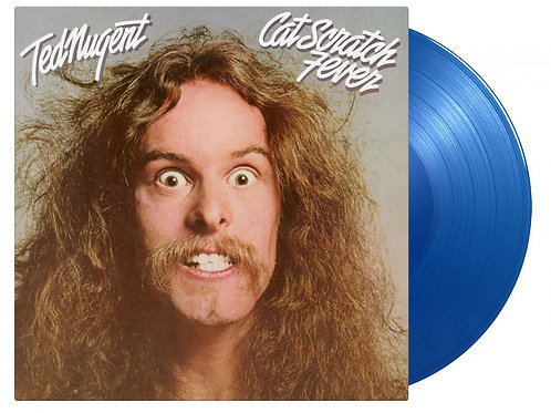 NUGENT , TED - CAT SCRATCH FEVER (COLOURED VINYL)