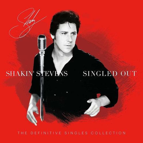STEVENS , SHAKIN - SINGLED OUT THE DEFINITIVE SINGLES