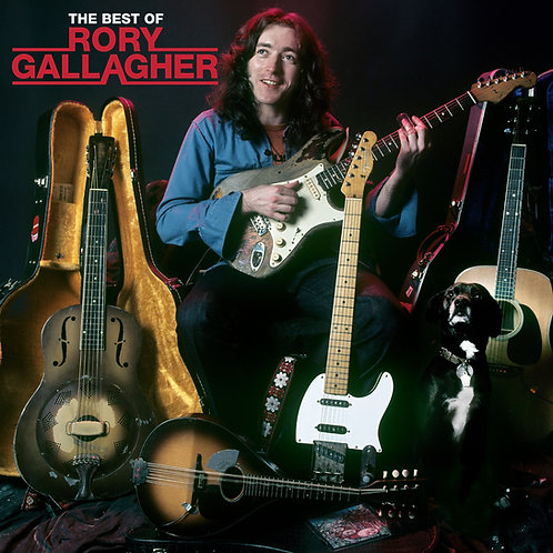 GALLAGHER , RORY - THE BEST OF RORY GALLAGHER