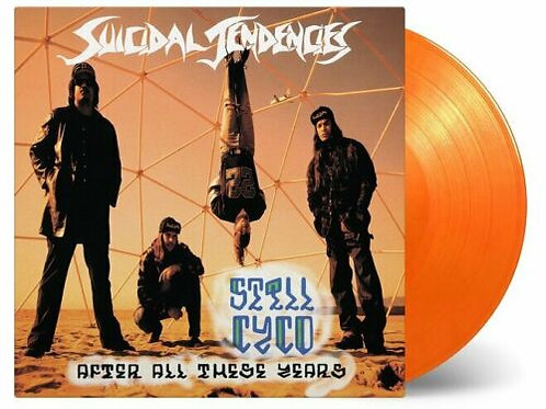 SUICIDAL TENDENCIES - STILL CYCO AFTER ALL THESE YEARS (COLOURED VINYL)