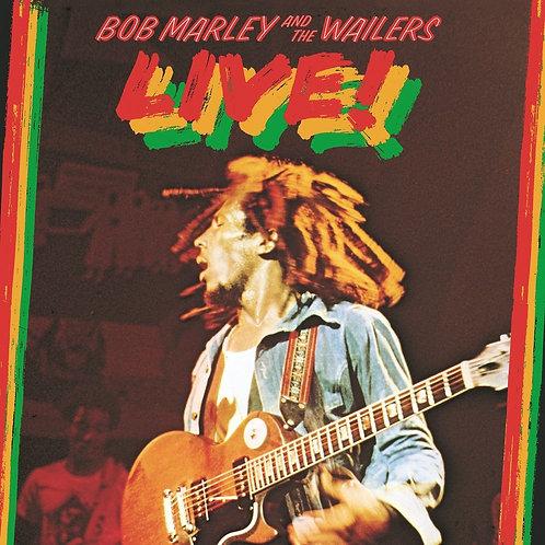 MARLEY , BOB - LIVE!
