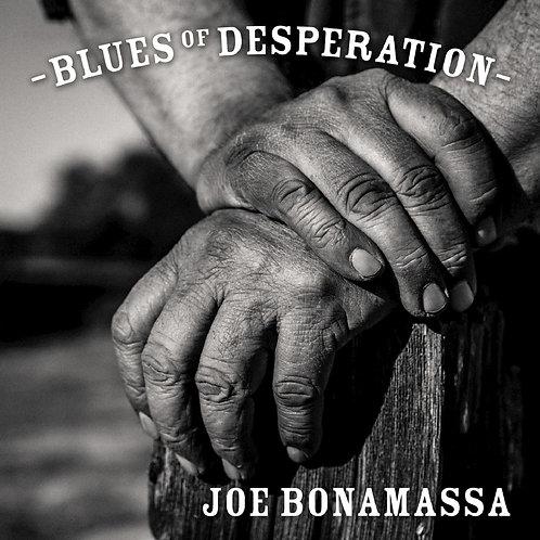 BONAMASSA , JOE - BLUES OF DESPERATION