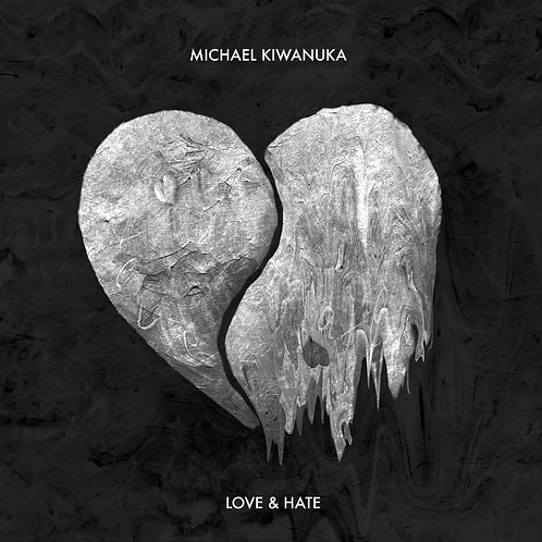KIWANUKA , MICHAEL - LOVE & HATE