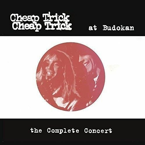 CHEAP TRICK - AT BUDOKAN : THE COMPLETE CONCERT